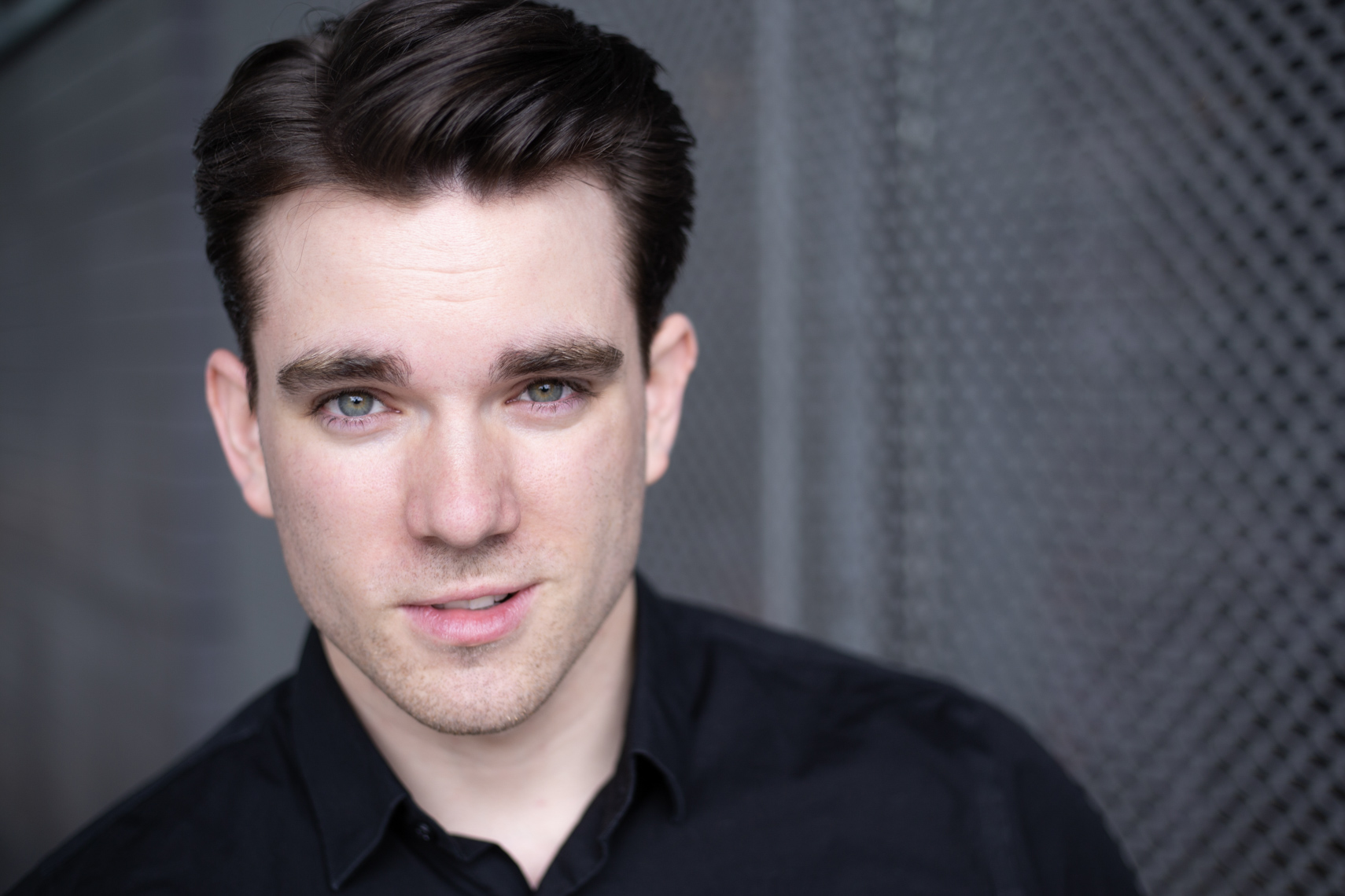 White Male Actor NYC Headshots Best Photographer NYC Theatre